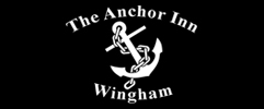 Anchor Inn Wingham Logo