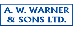 A. W. Warner & Sons Logo