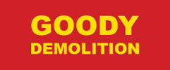 Goody Demolition Logo