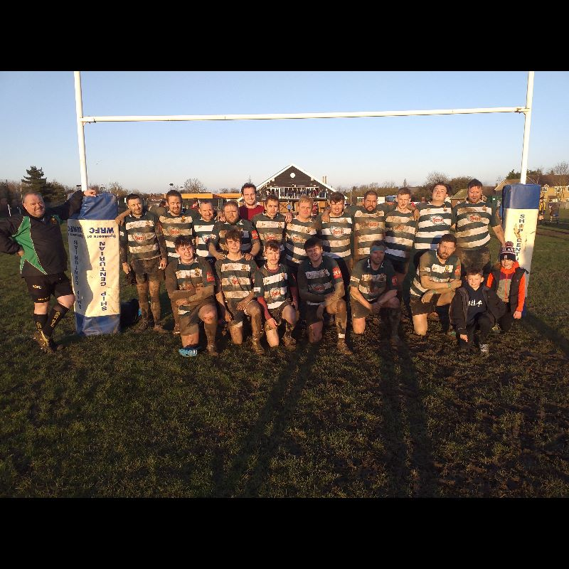 1st XV vs Whitstable 2nd XV - 18th January 2020 - Ash Rugby Club Gallery
