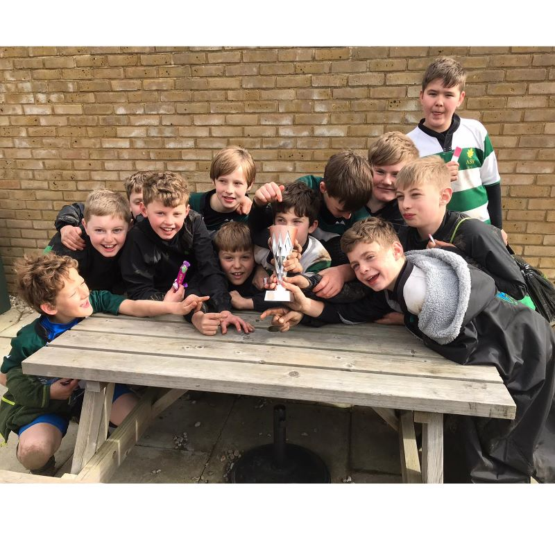 U12s at the East Kent Festival - 15th March 2020 - Ash Rugby Club Gallery