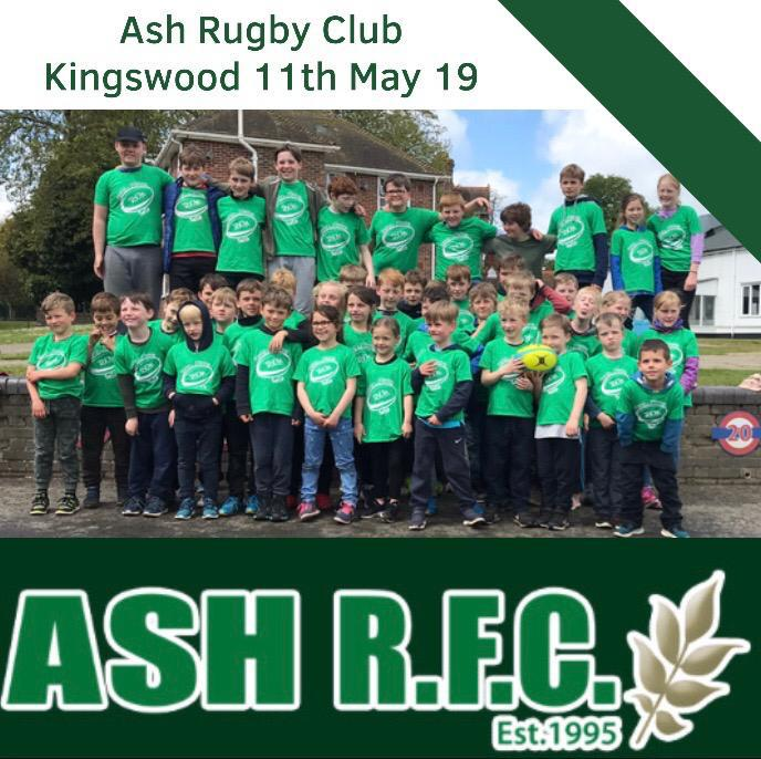 Mini's and Junior's Tour! - Ash Rugby Club Gallery