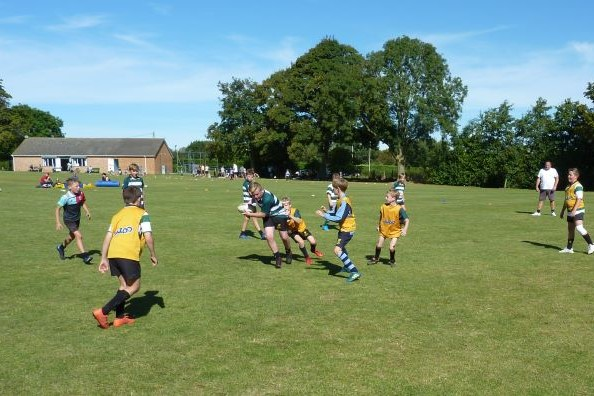 U12s Training - 15th September 2019 - Ash Rugby Club Gallery
