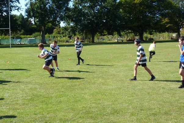 U13s Training - 15th September 2019 - Ash Rugby Club Gallery