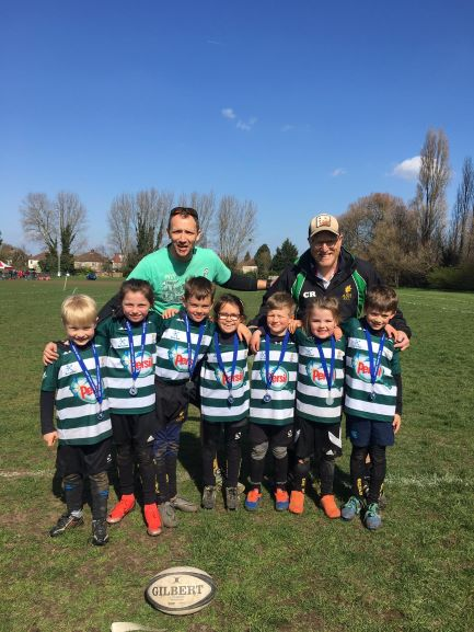 U7s and U8s @ Kent Festival - 24th March 2019 - Ash Rugby Club Gallery