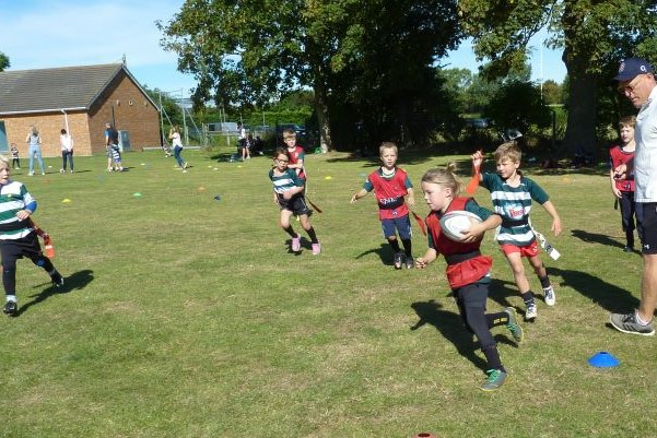 U8s Training - 15th September 2019 - Ash Rugby Club Gallery