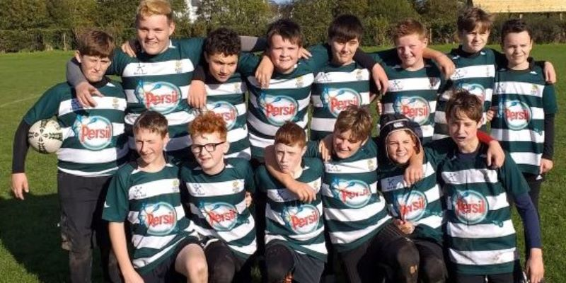 U13s - Ash Rugby Club Team