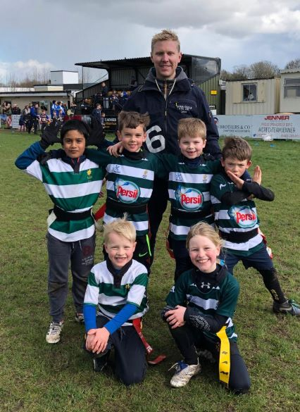 U9s - Ash Rugby Club Team
